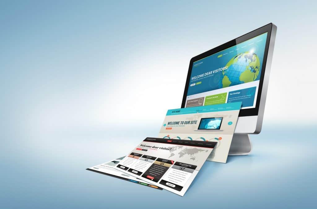 אתר בחינם לעסק, פלטפורמות לבניית אתרים בחינם